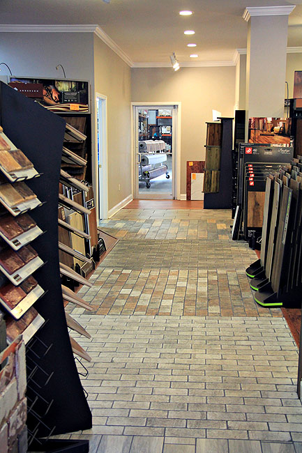 Quality Flooring Showroom